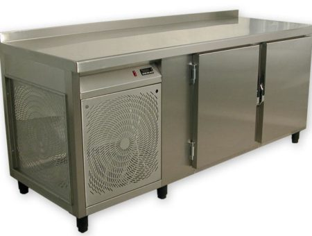Refrigerator / Freezer Bench for Patisserie