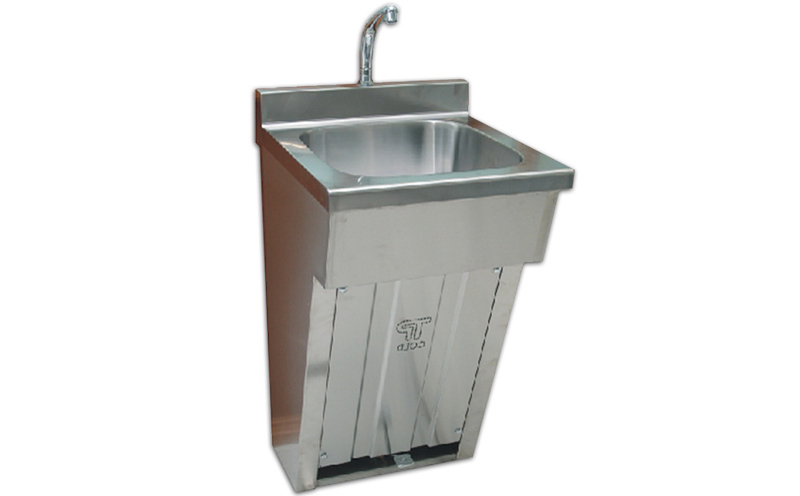 Foot Stainless Steel Sink