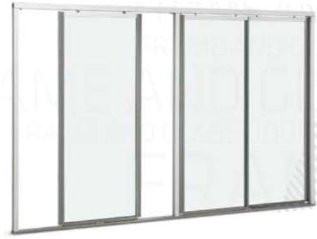 Συρόμενες Πόρτες Αλουμινίου για Self Service